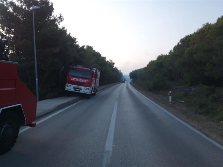 zrce 4 - FOTO Veliki požar na Zrću - 10.000 partijanera evakuirano!